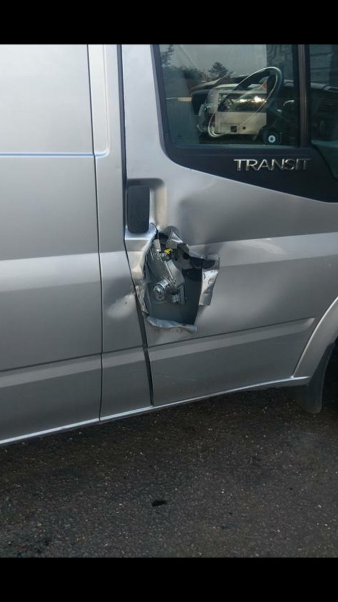 Ford Transit Door Attacks