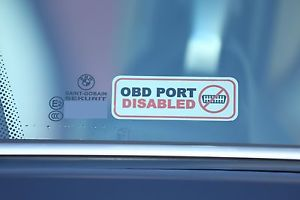 OBD Protection Infomation
