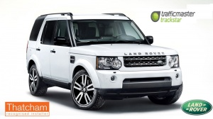 Land Rover Approved Trackstar Cat 6