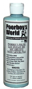 Poorboy's Polish with Carnauba (BLUE)