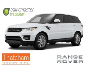 Range Rover Approved Trackstar Cat 6