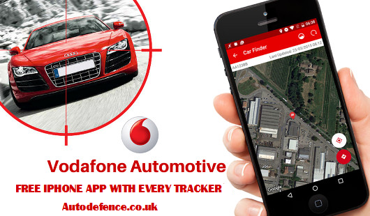 Vodafone Tracker Free Iphone App