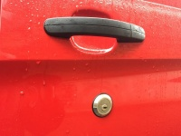 Transit Custom Thatcham Slam Locks
