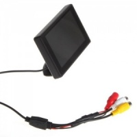 4.3 Inch TFT LCD Car Rearview Monitor