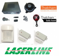 Laserline Motorhome Alarm Kit