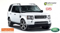 Land Rover Approved Trackstar S5