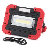 Square Ultra Bright 750LM Flood Light Recharageable